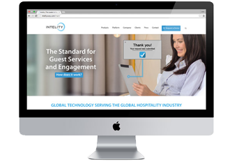 Intelity Website Enhancements
