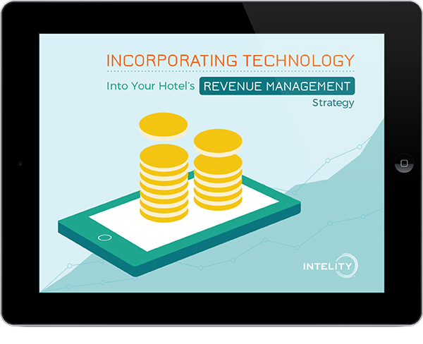 Incorporating Tech Into Hotel Strategy E-book Cover