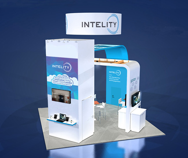 Intelity-HITEC-booth-graphics-by-Jake-Newman