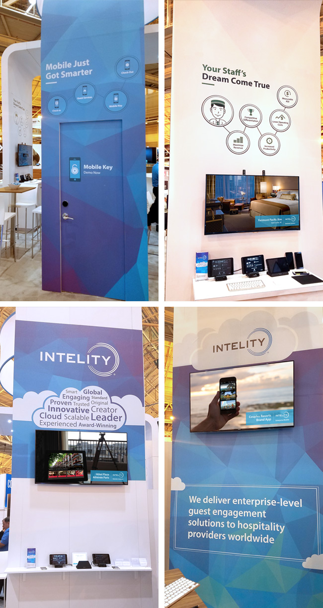 Intelity-HITEC-booth-implementation