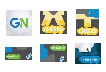 iMessage Sticker Package