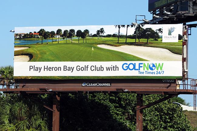 GoflNow-Heron-Bay-golf-club-billboard-Jake-Newman-Design